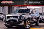 2016 Cadillac Escalade Luxury Collection 4WD 360Cam Sunroof HUD RearBlu-Ray Bose Drvr Mem 22Alloys  in Thornhill, Ontario