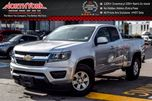 2016 Chevrolet Colorado 2WD WT Backup Camera Cruise A/C Pwr Options 16Alloys  in Thornhill, Ontario