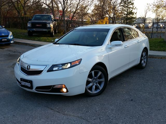used 2012 acura tl w tech pkg mississauga. Black Bedroom Furniture Sets. Home Design Ideas