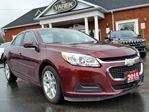 2015 Chevrolet Malibu LT, Back Up Camera Remote Start, Bluetooth in Paris, Ontario