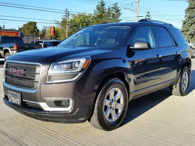 2016 gmc acadia sle awd jarvis ontario used car for sale 2614538. Black Bedroom Furniture Sets. Home Design Ideas