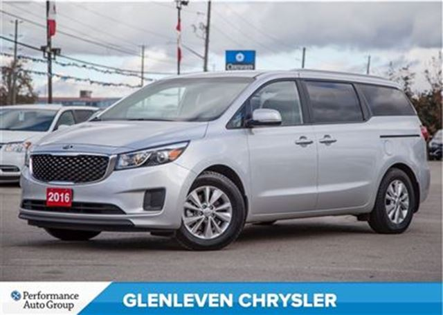 2016 kia sedona lx backup camera 8 passenger bluetooth silver glenleven chrysler. Black Bedroom Furniture Sets. Home Design Ideas