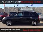 2011 Kia Rondo EX w/3rd Row 7 passenger with heated leather seats in Calgary, Alberta