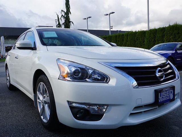 2015 NISSAN Altima 2.5 SL in Richmond, British Columbia