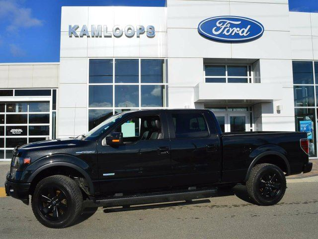 2013 ford f 150 fx4 4x4 supercrew cab 6 5 ft box 157 in wb kamloops british columbia used. Black Bedroom Furniture Sets. Home Design Ideas