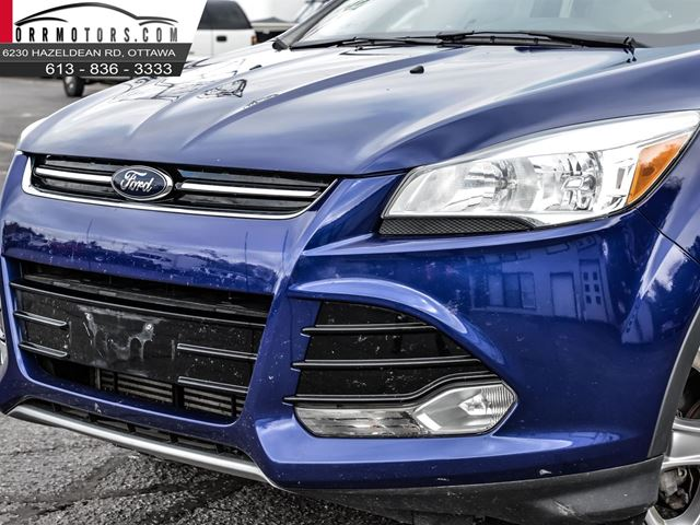 2013 ford escape sel 4wd stittsville ontario used car for sale 2614283. Black Bedroom Furniture Sets. Home Design Ideas