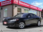 2008 Hyundai Tiburon GS-ROOF-B/T-ALLOYS-NEW TIRES-CLEAN CARPROOF in Scarborough, Ontario