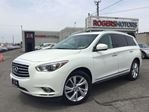 2013 Infiniti JX AWD - NAVI - FULL CAMERA in Oakville, Ontario