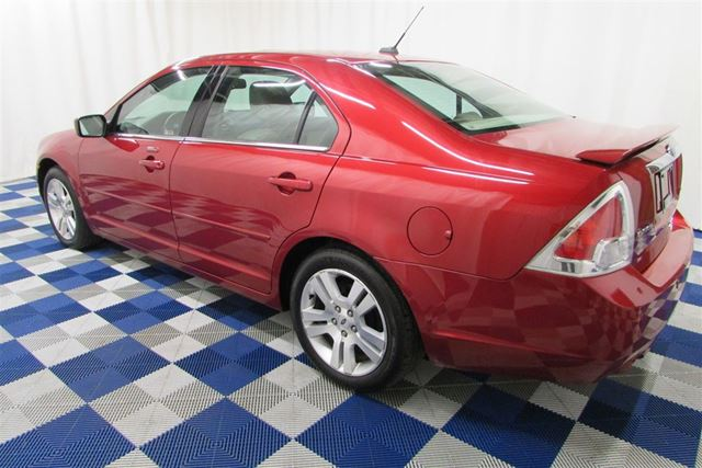 2009 ford fusion sel low km clean history leather interior winnipeg manitoba used car for. Black Bedroom Furniture Sets. Home Design Ideas