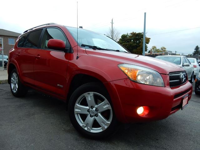 2007 toyota rav4 pending sale red redline motors. Black Bedroom Furniture Sets. Home Design Ideas