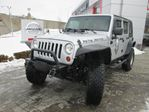 2009 Jeep Wrangler Unlimited SAHARA GPS FULL LOAD in Longueuil, Quebec