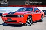 2010 Dodge Challenger SXT Sunroof Leather Heated Front Seats Keyless Entry 18Alloy Rims in Bolton, Ontario