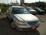 2002 Honda Accord LX Only 114km Rust & Accident Free in Cambridge, Ontario