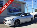 2011 Nissan Maxima 3.5 SV, LEATHER, SUNROOF, PADDLE SHIFT, LOADED, ONLY 35KM! ***SOLD*** in Ottawa, Ontario