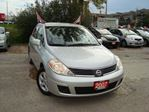 2007 Nissan Versa 1.8SL Only 138km Accident & Rust Free  in Cambridge, Ontario