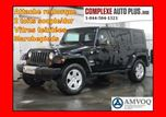 2010 Jeep Wrangler Unlimited Sahara 4x4 *2 Toits dur/moue in Saint-Jerome, Quebec