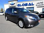 2011 Toyota Sienna Limited 7 Passenger NAVIGATION TV/DVD in Ottawa, Ontario