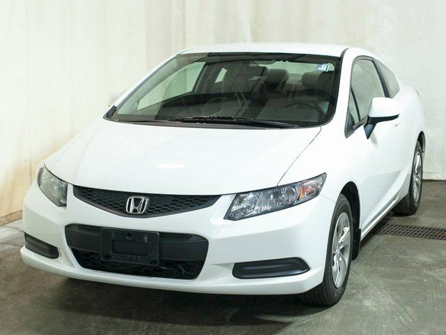 2013 honda civic lx coupe automatic w extended warranty for 2013 honda civic warranty