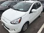 2014 Mitsubishi Mirage SE Cruise, Heated Seats, Bluetooth! in Thunder Bay, Ontario