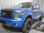 2013 Ford F-150 FX4 4x4 SuperCrew Cab 5.5 ft. box 145 in. WB in Red Deer, Alberta
