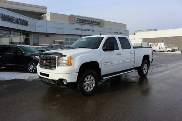 2013 GMC SIERRA 2500  Denali in Prince George, British Columbia