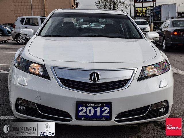 2012 acura tl sh awd tech at surrey british columbia used car for sale 2615398. Black Bedroom Furniture Sets. Home Design Ideas