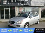 2008 Kia Rondo EX w/3rd Row ** Low kms, Leather, Sunroof ** in Bowmanville, Ontario