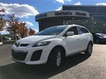 2011 Mazda CX-7 GX w/ LEATHER, SUNROOF, HEATED SEATS, ALLOY WHEELS in Barrie, Ontario