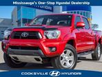 2015 Toyota Tacoma V6 LEATHER, BLUETOOTH, NAVIGATION in Mississauga, Ontario