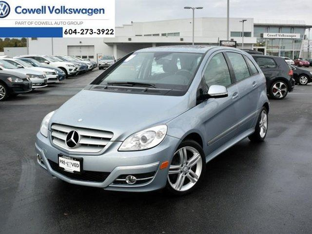 2009 MERCEDES-BENZ B-CLASS Turbo in Richmond, British Columbia