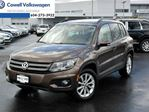 2015 Volkswagen Tiguan Comfortline 6sp at Tip 4M in Richmond, British Columbia