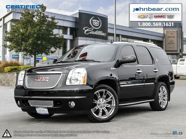 used 2007 gmc yukon denali for sale in hamilton ontario html autos post. Black Bedroom Furniture Sets. Home Design Ideas