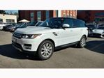 2016 Land Rover Range Rover Sport HSE Td6 CONVENIENCE AND DRIVER TECH in Mississauga, Ontario