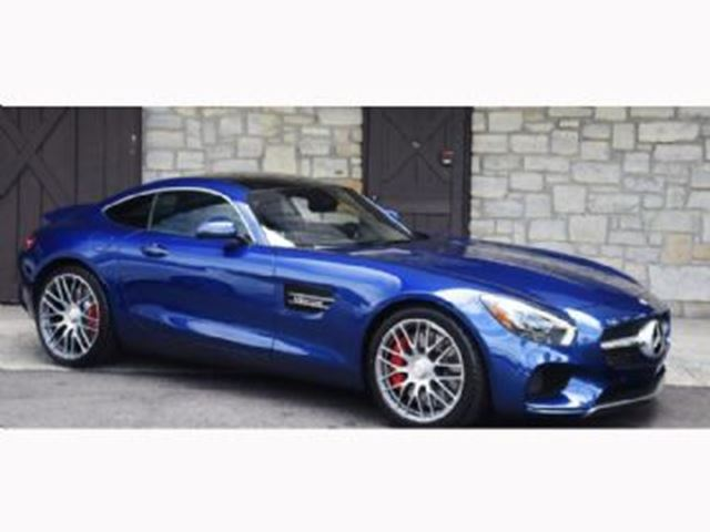 2016 mercedes benz amg gt amg gt s coup blue lease busters. Black Bedroom Furniture Sets. Home Design Ideas