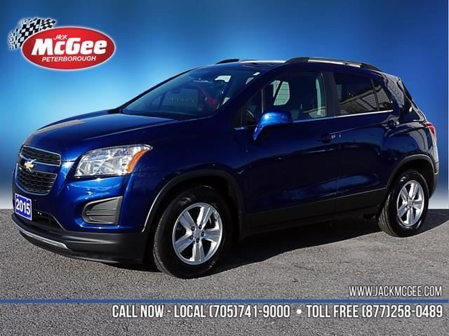 2015 Chevrolet Trax LT in Peterborough, Ontario