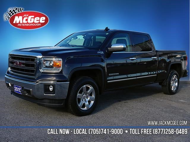 2015 GMC Sierra 1500 SLT in Peterborough, Ontario