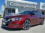 2016 Nissan Maxima SR *MANAGER SPECIAL* CASH PRICE in Collingwood, Ontario