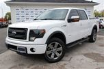 2014 Ford F-150 Supercrew 4X4 Ecoboost V6 *Tonneau Cover in Welland, Ontario
