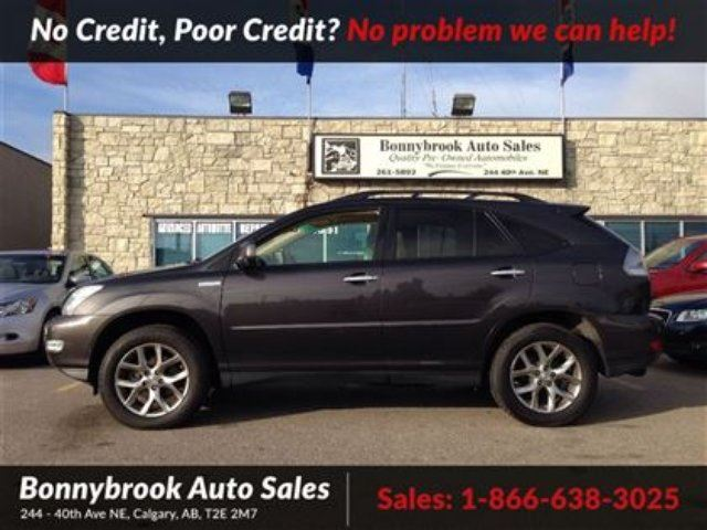 2009 LEXUS RX 350 Pebble Beach Edition navigation backup camera p/li in Calgary, Alberta