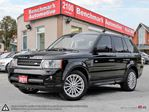 2011 Land Rover Range Rover Sport HSE-1 OWNER-CLEAN CARPROOF-NEW TIRES-MINT in Scarborough, Ontario