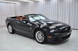 2013 Ford Mustang PONY PKG V6 CONVERTIBLE COUPE w/ HTD LEATHER, B in Dartmouth, Nova Scotia
