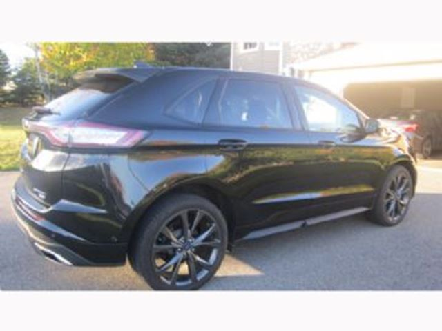 2015 ford edge 4dr sport awd 401a pkg mississauga ontario used car for sale 2616710. Black Bedroom Furniture Sets. Home Design Ideas