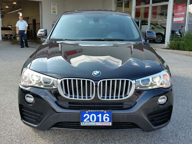 2016 bmw x4 xdrive28i price reduction midland ontario car for sale 2616495. Black Bedroom Furniture Sets. Home Design Ideas