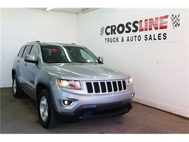 2015 jeep grand cherokee laredo edmonton alberta used car for sale. Black Bedroom Furniture Sets. Home Design Ideas