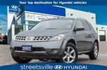 2007 Nissan Murano SE AWD LEATHER SUNROOF  ALLOYS in Mississauga, Ontario