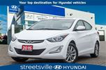 2015 Hyundai Elantra Sport Appearance in Mississauga, Ontario