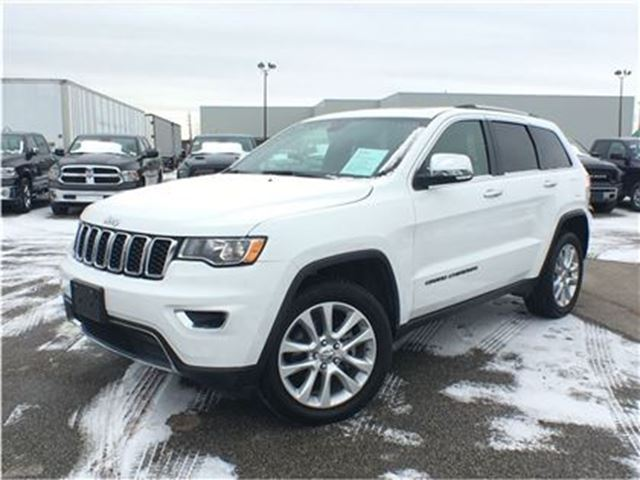 2017 jeep grand cherokee limited demo 0 fin avail for 6 years mississauga ontario used. Black Bedroom Furniture Sets. Home Design Ideas