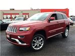 2015 Jeep Grand Cherokee SUMMIT**LEATHER**NAVIGATION**AIR SUSPENSION**BLIND in Mississauga, Ontario