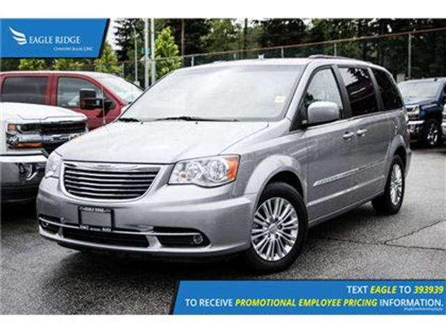 2015 chrysler town and country touring l coquitlam british columbia car for sale 2617048. Black Bedroom Furniture Sets. Home Design Ideas