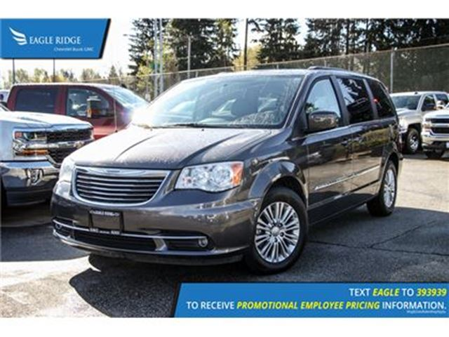 2015 chrysler town and country touring l coquitlam british columbia car for sale 2617053. Black Bedroom Furniture Sets. Home Design Ideas